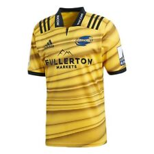 adidas Hurricanes Super Rugby Home SS Jersey 17/18