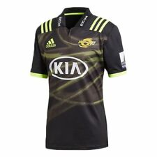 adidas Hurricanes Super Rugby Alternate SS Jersey 17/18