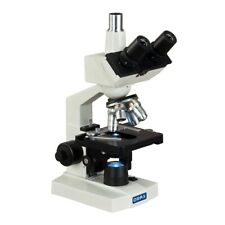OMAX 40X-2000X LED Trinocular Biological Compound Microscope w Mechanical Stage