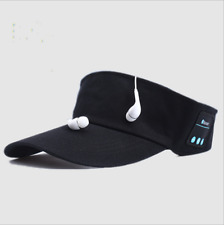 Wireless Bluetooth Caps Stereo Music Earphone Hats Summer Outdoor Sports Headset