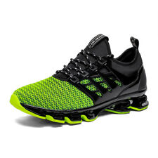 Mens Sneakers fashion tanke sole athletic sports shoes casual breathable shoes