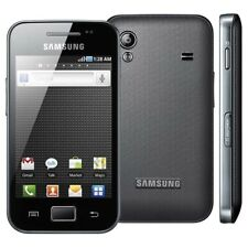 NEW Samsung GALAXY Ace GT-S5830 Unlocked BLACK ,WHITE,La Fleur Ceramic WHIT