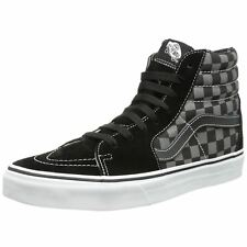 Vans SK8-Hi Black Mens High Top Trainers All Sizes New