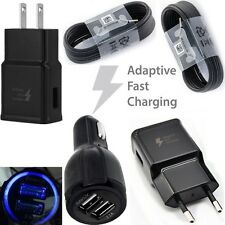 Fast Charging For Samsung Galaxy Note 8 S8 Plus Type-c Cable Car/Wall Charger