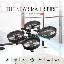 6-Axis RC Drone Quadcopter Helicopter JJR H36 2.4GHZ 4CH Remote Control Aircraft