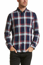 NEW JAG MENS Max Plaid Shirt Casual Shirts