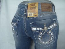 new women's jeans big star nina straight size from 25 to 34 inseam R,L,XL, $158