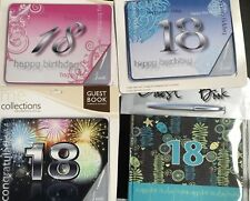 18TH BIRTHDAY PARTY SIGNATURE  LARGE GUEST BOOK - KEEPSAKE GIFT