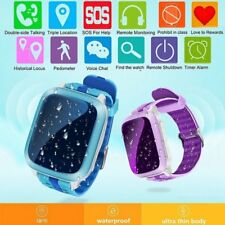 Waterproof Anti lost Smart Watch Safe Phone GPS+WiFi+SOS Call Locator Tracker AU