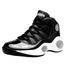 Mens High Top Sneakers Basketball Shoes Outdoor Performance Athletic Sneakers