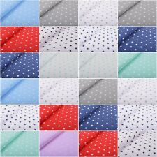 "54 OR 108 x 4"" 10cm fabric patchwork squares 100% cotton quilting craft Stars"