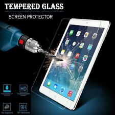 Tempered GLASS Clear LCD Screen Protector Anti-Glare For Apple iPad 2 3 4