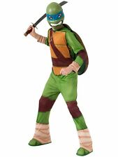 Leonardo Leo Teenage Mutant Ninja Turtles TMNT Superhero Boys Costume