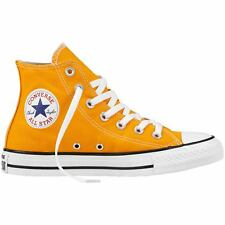 Converse Chuck Taylor All Star Hi Orange Ray Womens Canvas High-tops Trainers