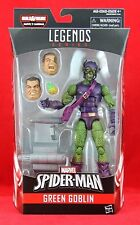 "Marvel Legends Green Goblin 6"" Action Figure Spider-Man Wave BAF Sandman"