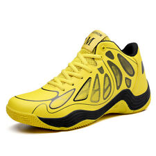 Mens Ourdoor Sneakers Basketball Shoes Performance High top Athletic Sneakers