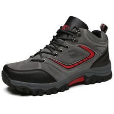 Mens Climbing Moutain Shoes Hiking Shoes Outdoor Trekking Athletic Sneaker
