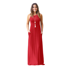 Women Boho Full Long Maxi Dress Evening Cocktail Party Beach Dresses Sundress