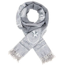Hand Embroidery Winter Fashion Cashmere Scarf Women's Soft Wool Shawl Large wrap