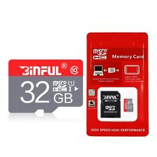 High Speed 32GB Memory Card Micro SD Card TF Card Class10 SDHC With Free Adapter