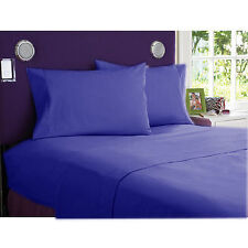 1000TC EGYPTIAN COTTON BEDDING COLLECTION ALL SETS AVAILABLE IN EGYPTIAN BLUE