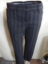 Express Editor Womans Dress Pants Sz 2: Black or Gray, Pinstripe or Solid VGC