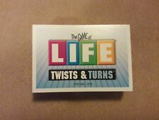 Hasbro LIFE TWISTS AND TURNS Game Replacement pieces 84 LIFE CARDS 2007