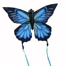 Big Butterfly Kite Kids Outdoor Beach Park Easy to fly 5m Tail Toy Gift Adults