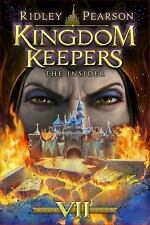 The Insider Kingdom Keepers Series Book VII 7 by Ridley Pearson Paperback PB NEW