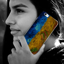 iPhone X/8/7/6 case ~ Wheatfield with Crows ~ VAN GOGH ~ 1890