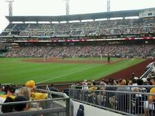 1-6 Chicago Cubs @ Pittsburgh Pirates PNC Tickets 8/1/18 Sec 131 Row E! PNC Park