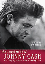 Gospel Music of Johnny Cash (DVD, 2007)  NEW