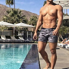 Mens Camouflage Swimwear Swimsuits Board Shorts Plus Size Summer Beach Shorts DS