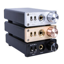 SMSL sApII Pro TPA6120A2 High Fidelity Hifi Stereo Headphone Amplifier