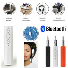 Wireless Bluetooth Music Receiver Adapter For 3.5mm Car AUX/Speaker/Headphones