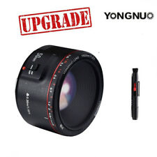 Yongnuo YN50MM F1.8 II AF MF Prime Auto Manual Focus Fixed Lens for Canon Camera