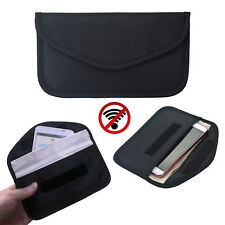 1/2/4 Car Key Keyless Entry Fob Signal Guard Blocker Faraday Bag - LARGE Version