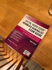 Social Work Aswb Advanced Generalist Exam Guide, Second Edition : A...