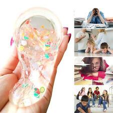 Hot Sale 50g Clear Crystal Slime Cute Fruit Salad Fimo Putty Kids Gag Gift Toy