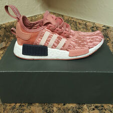 Adidas NMD R1 Runner W Nomad Women's Raw Pink Trace Legend Ink 3M Stripe BY9648