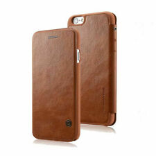 For iPhone X 10 8 7 6S Plus Case Authentic G-CASE Leather Wallet Card Flip Cover