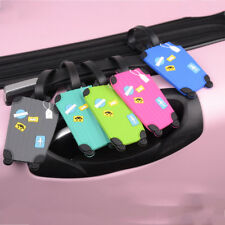 Luggage Tags Labels Suitcase Bag Baggage Name Address ID Travel Tag Card Case