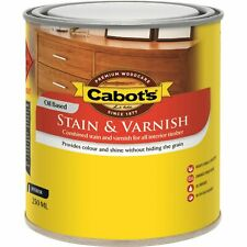 Cabot's Maple Stain And Varnish - USA BRAND