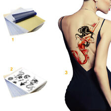 Tattoo Supply Carbon Thermal Stencil Tattoo Transfer Paper Copy Tracing Paper