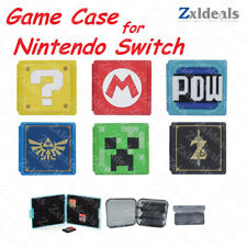 Game Card Case Holder Nintendo Switch Storage Box Travel Carry Protector Cover