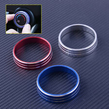Heater Climate Control Buttons Knobs Cover Trim Ring For Lancer Outlander