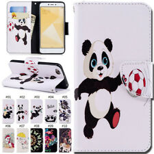 For Xiaomi Wallet Stand Card Slot Painted PU Leather Luxury Case Cover Skin