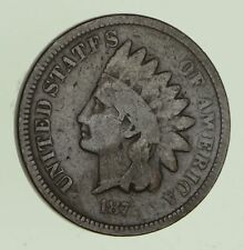 1872 Indian Head Cent - Circulated *1110