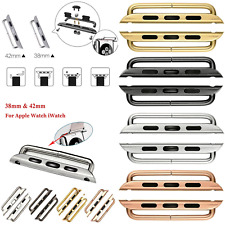 For Apple Watch 38mm/42mm Band Adapter Kits Watchband Strap Connection+Free Tool