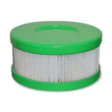 AirFiltration.ca HEPA Snap On ROOMAID Green Replacement Filter Cartridge(Single)
